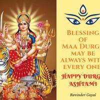 Happy Durga Ashtami...