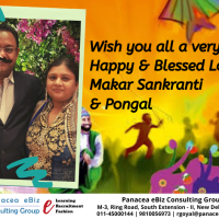 Happy Lohri, Makar Sankranti & Pongal