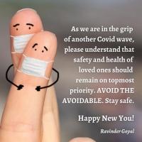 Stay Safe...